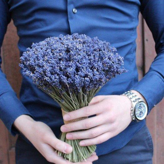 """Букет лаванды """"Прованс"""": букеты цветов на заказ Flowwow"""