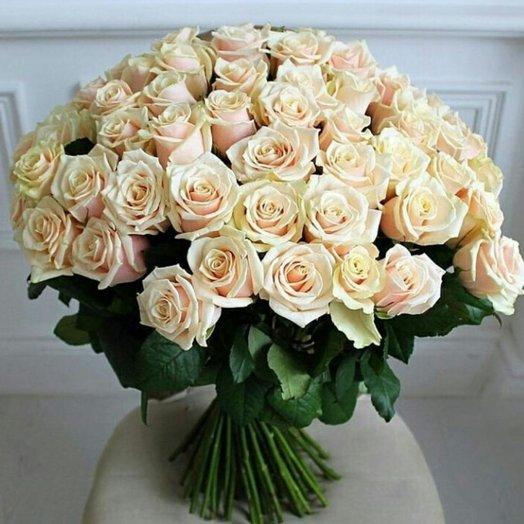 Взбитые сливки: букеты цветов на заказ Flowwow