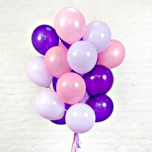 """Фонтан """"необычный фиолет"""""""