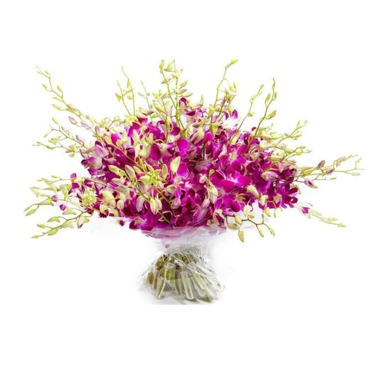 40 Орхидеи. Дендробиум ветвями: букеты цветов на заказ Flowwow