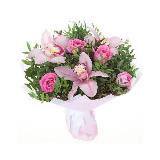 Букет «Бабочки»: букеты цветов на заказ Flowwow