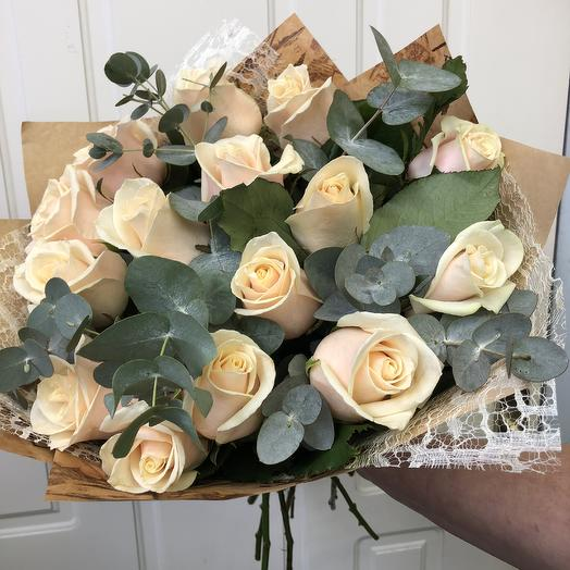 Букет «Карамель»: букеты цветов на заказ Flowwow