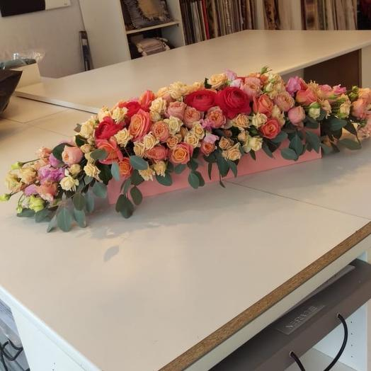 Любовный лучик: букеты цветов на заказ Flowwow