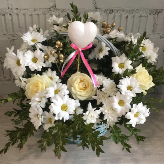 Райское облачко: букеты цветов на заказ Flowwow