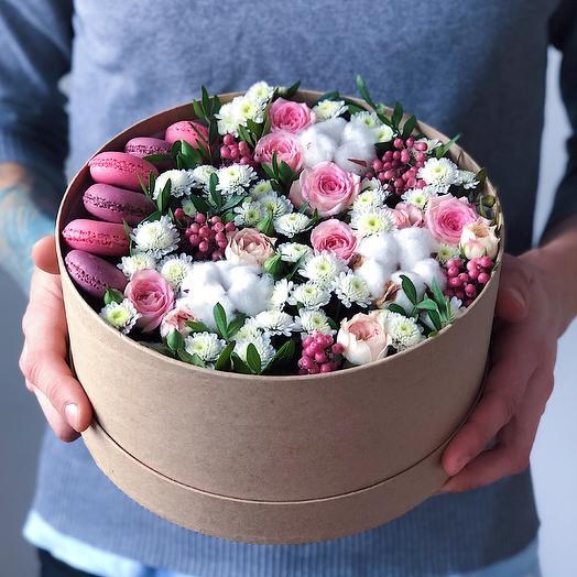 Ring 8 Средний: букеты цветов на заказ Flowwow