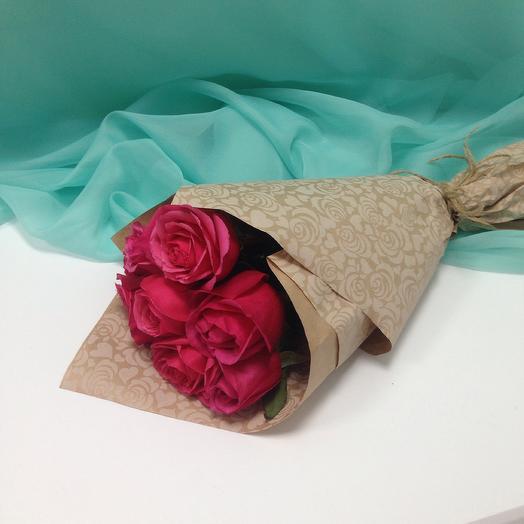 Ягодное суфле: букеты цветов на заказ Flowwow