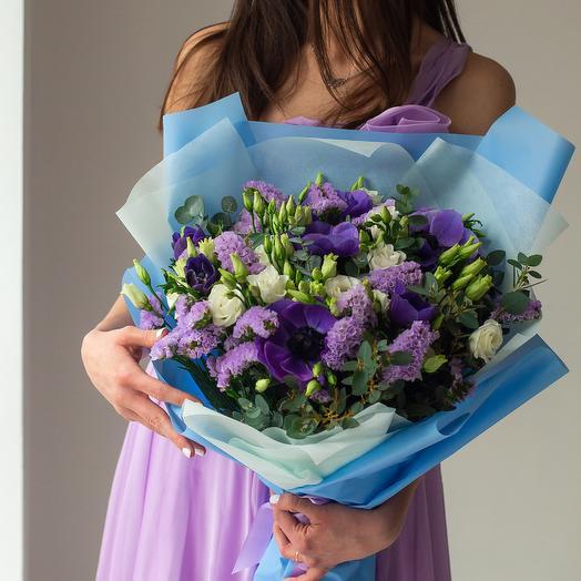Сладостная музыка: букеты цветов на заказ Flowwow