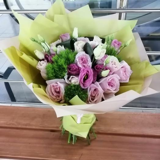 """Букет """"Листва"""": букеты цветов на заказ Flowwow"""