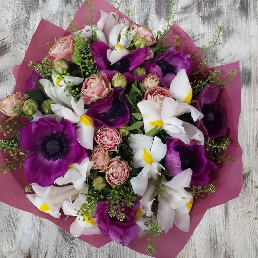 Цветы прованса: букеты цветов на заказ Flowwow