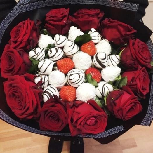 """Букет """"Los Angels """": букеты цветов на заказ Flowwow"""