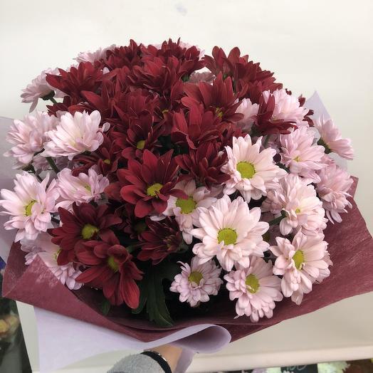 Красота в простоте: букеты цветов на заказ Flowwow