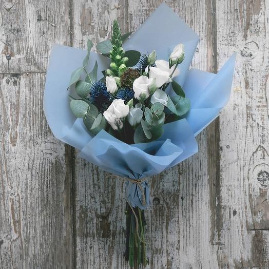 """Букет """"Айсберг"""": букеты цветов на заказ Flowwow"""