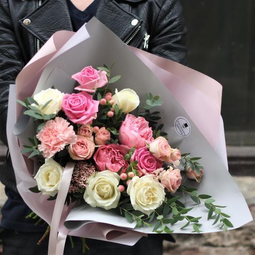 Искусный Готье: букеты цветов на заказ Flowwow