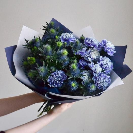 Лунная ночь🎑: букеты цветов на заказ Flowwow