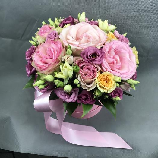 Нежная романтика: букеты цветов на заказ Flowwow