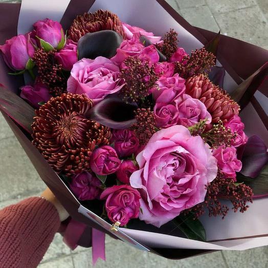 Миледи София: букеты цветов на заказ Flowwow