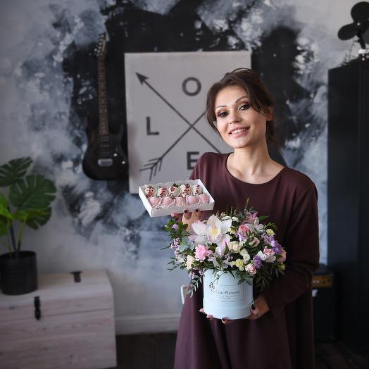 Романтика 2: букеты цветов на заказ Flowwow