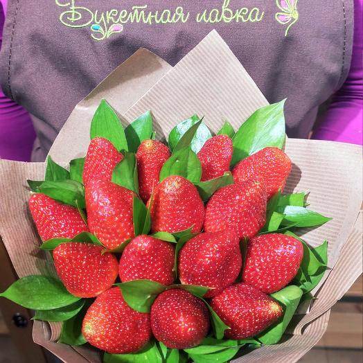 Strawberry bouquet 🍓Sladkoeshka🍓