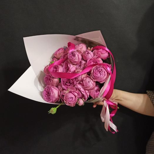 "Букет ""Мисти баблс"": букеты цветов на заказ Flowwow"