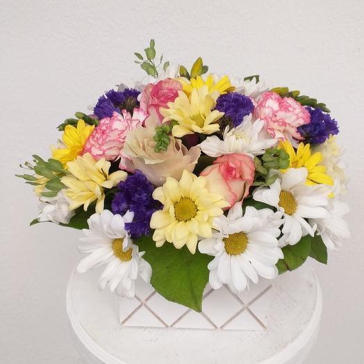Конфетка: букеты цветов на заказ Flowwow
