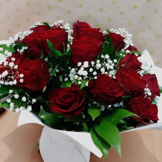 Букет «Сладости любви»: букеты цветов на заказ Flowwow