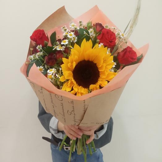 Изюминка: букеты цветов на заказ Flowwow