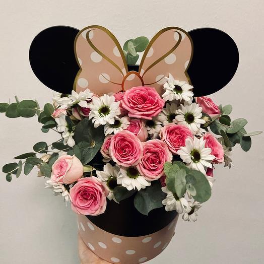Box Minnie Mouse