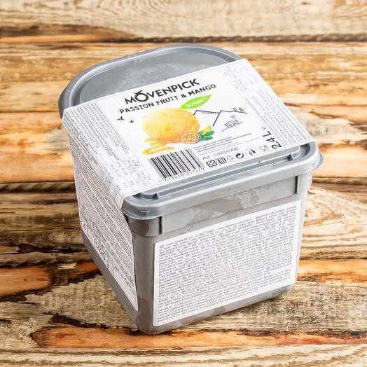 Сорбет манго и маракуйя Movenpick 2.4 л