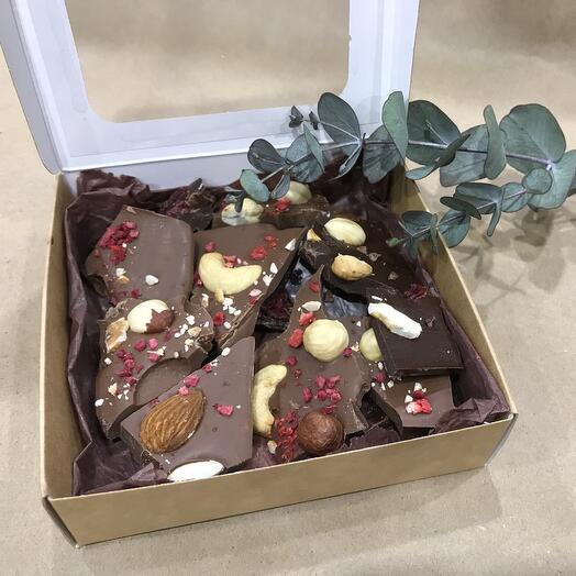 Бельгийский шоколад ручной работы