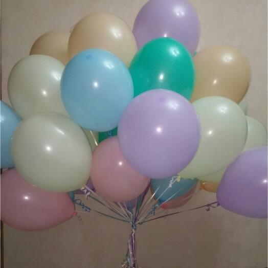 Набор шариков из 15 шт