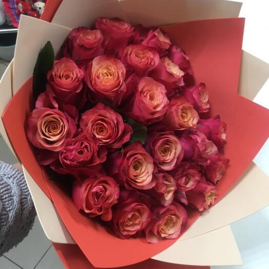 Роза 80 см Эквадор