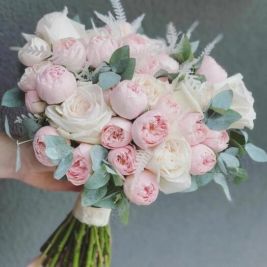 Свадебный букет Luxury Flowers Принцесса Монако