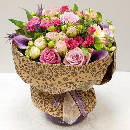 Букет цветов Co or Harmony: букеты цветов на заказ Flowwow