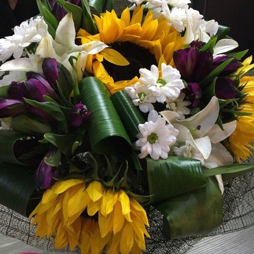 Букет Забвение: букеты цветов на заказ Flowwow