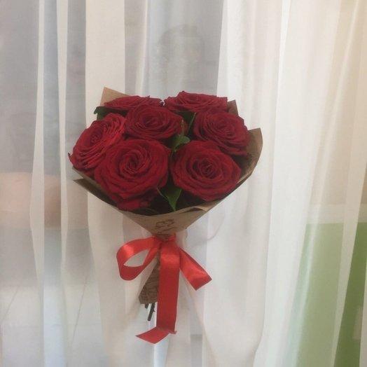 8: букеты цветов на заказ Flowwow
