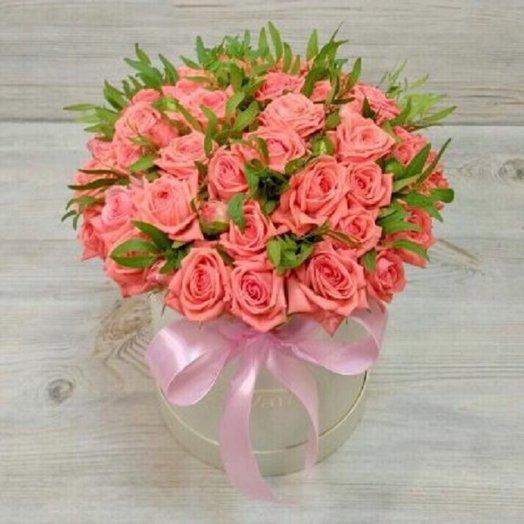 Мулана: букеты цветов на заказ Flowwow
