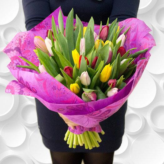 Грациозный: букеты цветов на заказ Flowwow