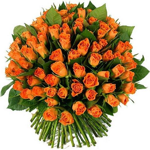 Кенийская роза 71: букеты цветов на заказ Flowwow