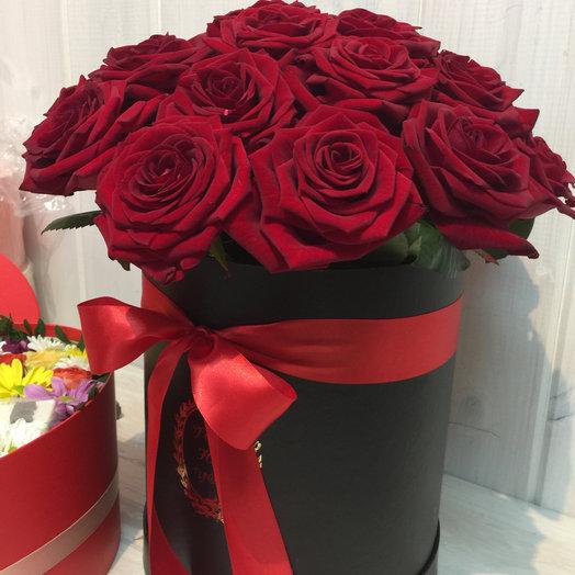 Коробка ангелов: букеты цветов на заказ Flowwow