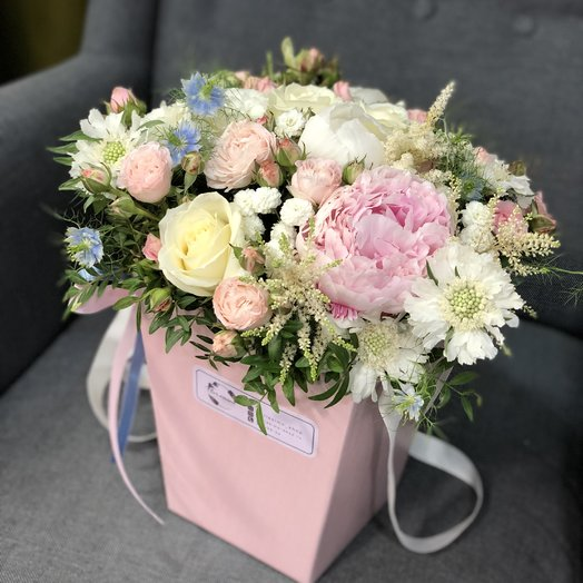 """Букет """"Ева"""": букеты цветов на заказ Flowwow"""