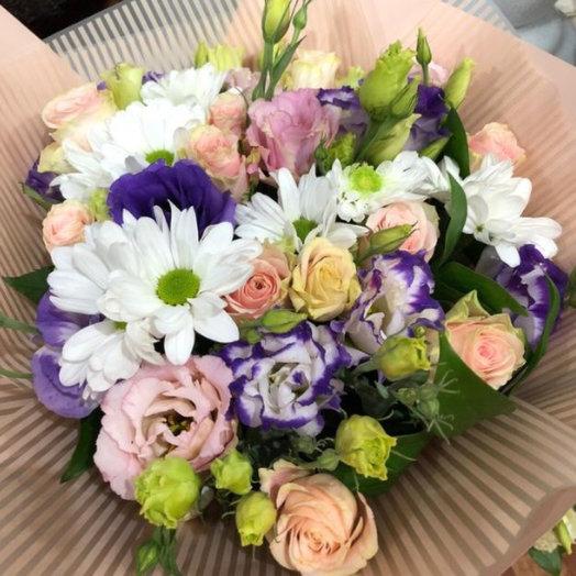 Букет Нежный вальс: букеты цветов на заказ Flowwow