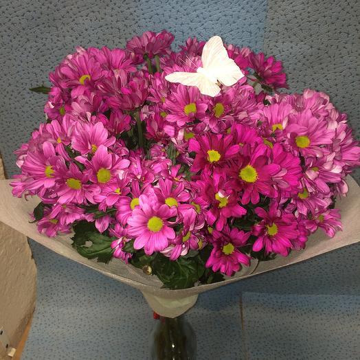 Ромашковое чудо: букеты цветов на заказ Flowwow