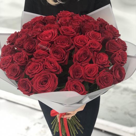 51 роза Люкс