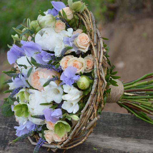 Ласточкино гнездо: букеты цветов на заказ Flowwow