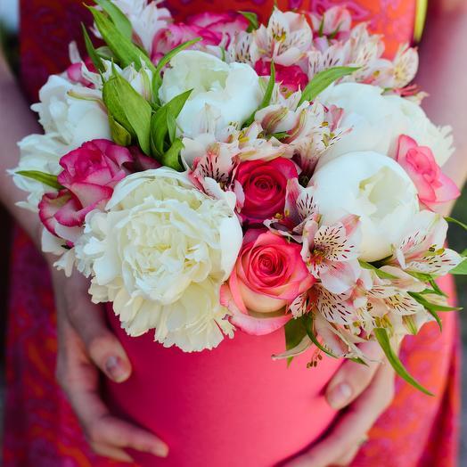 Коробочка 8 Small: букеты цветов на заказ Flowwow