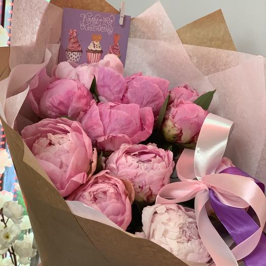 Кому-то особенному: букеты цветов на заказ Flowwow