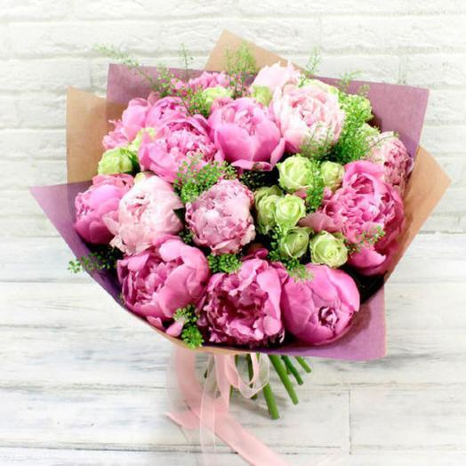 """Букет"""" А если это любовь"""": букеты цветов на заказ Flowwow"""