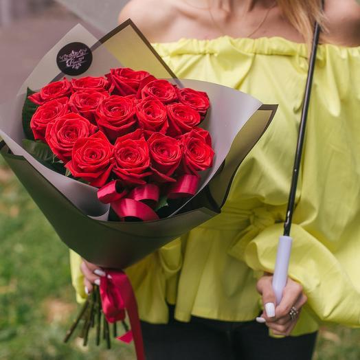 МОНО 16: букеты цветов на заказ Flowwow