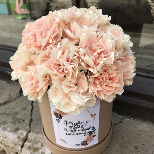 Рядом с тобой: букеты цветов на заказ Flowwow