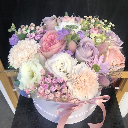 Нежнее нежного🌸: букеты цветов на заказ Flowwow